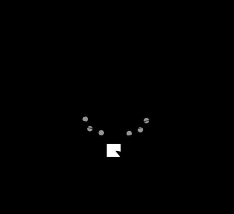 En esta figura, en una encarnación diferente, la unidad externa puede ser un dispositivo portátil como el cinturón alrededor de la cintura.